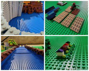 レゴで創るコロナ後の理想都市2