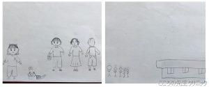 不登校期と家族画について