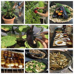 園芸の野菜を食育へ